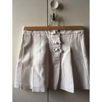 Preppy Chloe Mini Skirt Angle2