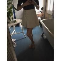 Preppy Chloe Mini Skirt Angle6