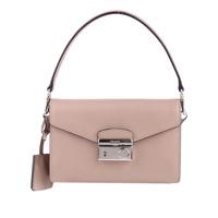 Prada Shoulder bag Leather in Pink