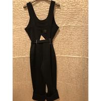 Fendi Jumpsuit in Black Angle2