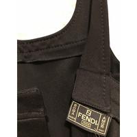 Fendi Jumpsuit in Black Angle4