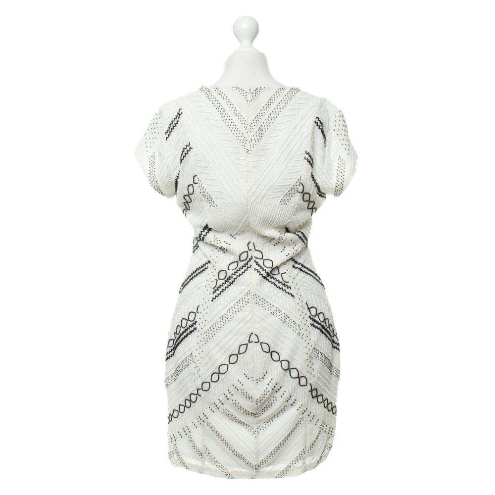 Parker Dress in Cream