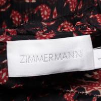 Zimmermann Suit Silk in Black Angle6