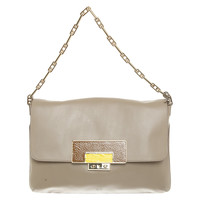 Anya Hindmarch Handbag Leather in Beige