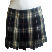 Burberry Skirt Wool