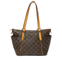 Louis Vuitton Totally PM Canvas in Brown Angle1