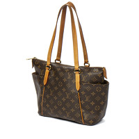 Louis Vuitton Totally PM Canvas in Brown Angle2
