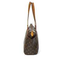 Louis Vuitton Totally PM Canvas in Brown Angle4
