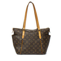 Louis Vuitton Totally PM Canvas in Brown Angle5