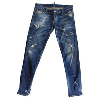 Dsquared2 Jeans Cotton in Blue
