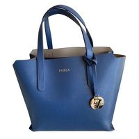 LEATHER HANDBAG Furla