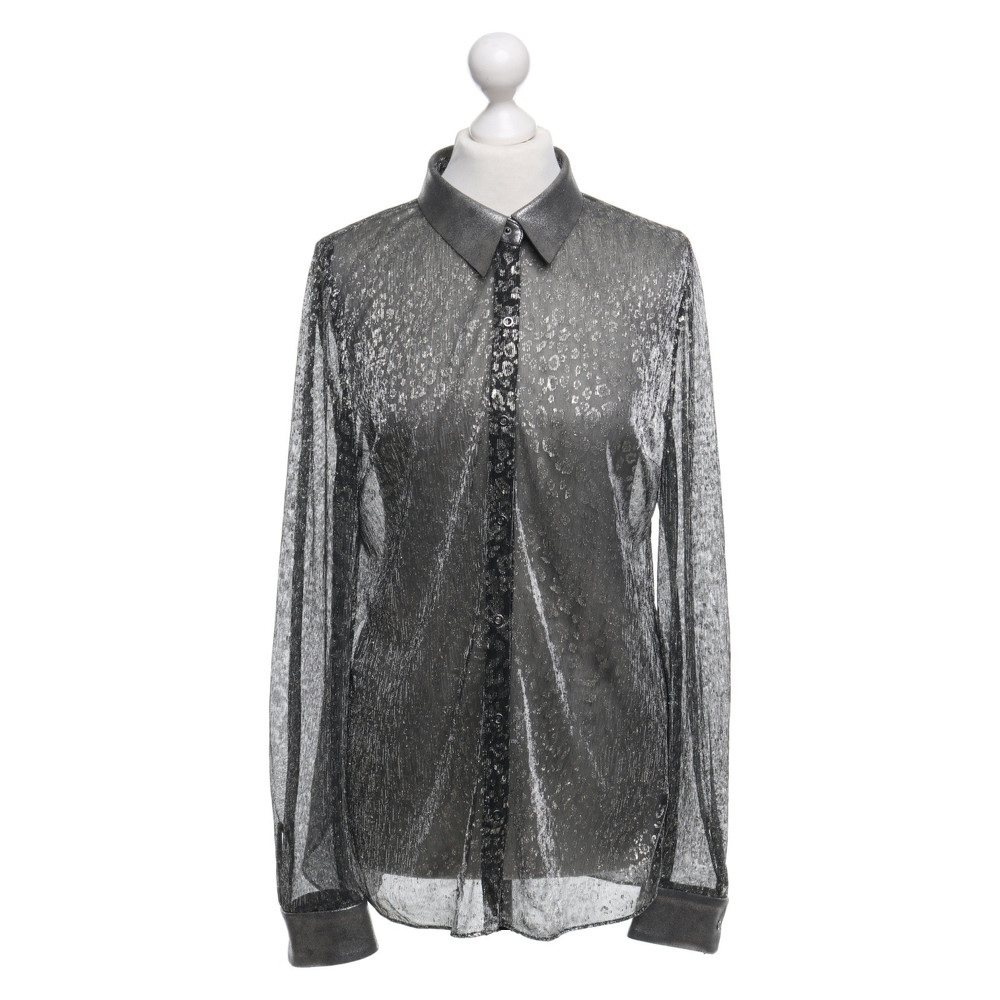 Elie Tahari Blouse with pattern