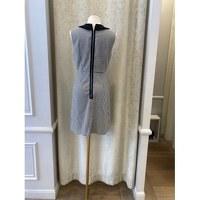 Black Houndstooth Claudie Pierlot dress Angle4