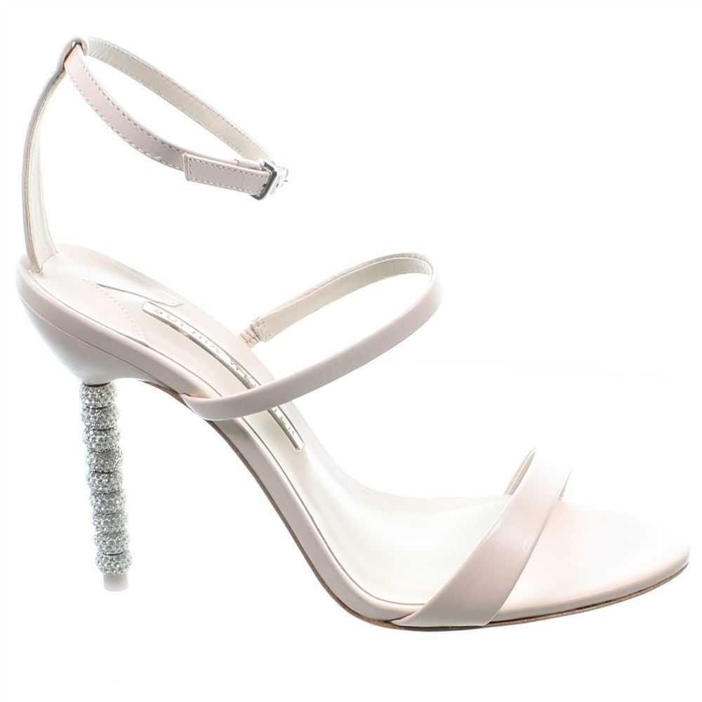 Sophia Webster Rosalind leather high heel sandal