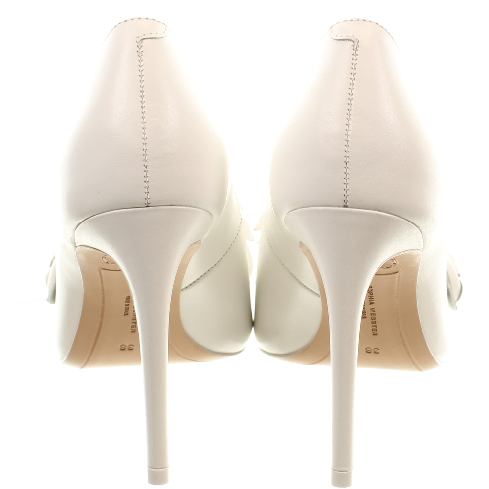 Sophia Webster leather Jumbo Lilico heels/pumps