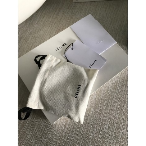 LEATHER HANDBAG Céline Classic Box
