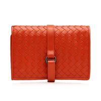 Bottega Veneta intertwined Leather Wallet