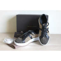 Bottega Veneta Trainers Leather in Black