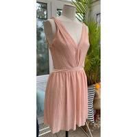 BACKLESS DRESS Maje Angle2