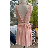 BACKLESS DRESS Maje Angle4