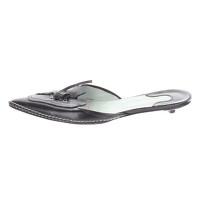 Sigerson Morrison Black Heels. Angle1