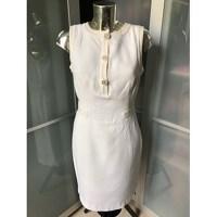 TORY BURCH Mini White Broke DRESS